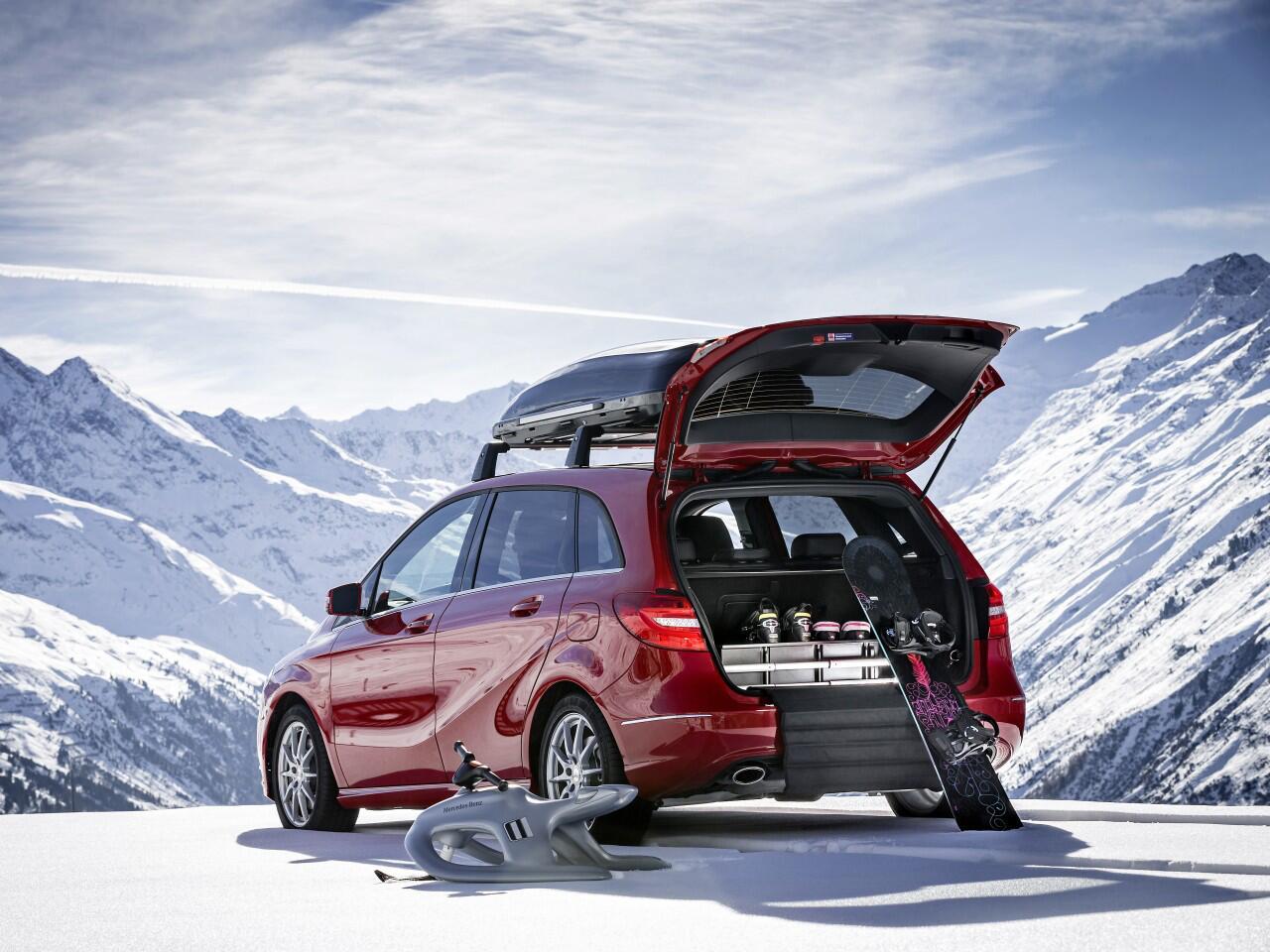 Bild zu Dachbox: Nützliches Autozubehör, aber auch großer Spritfresser