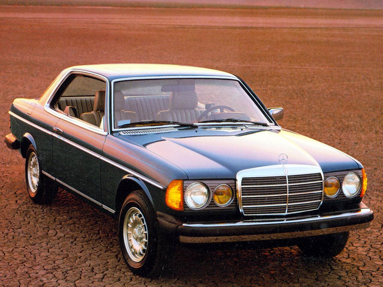 Bild zu Mercedes W 123
