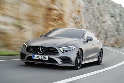 Mercedes-Benz CLS 450 Coupé