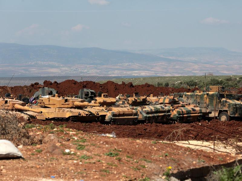 Bild zu Türkische Panzer