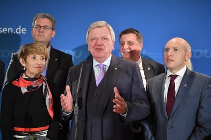 Landtagswahl Hessen - CDU