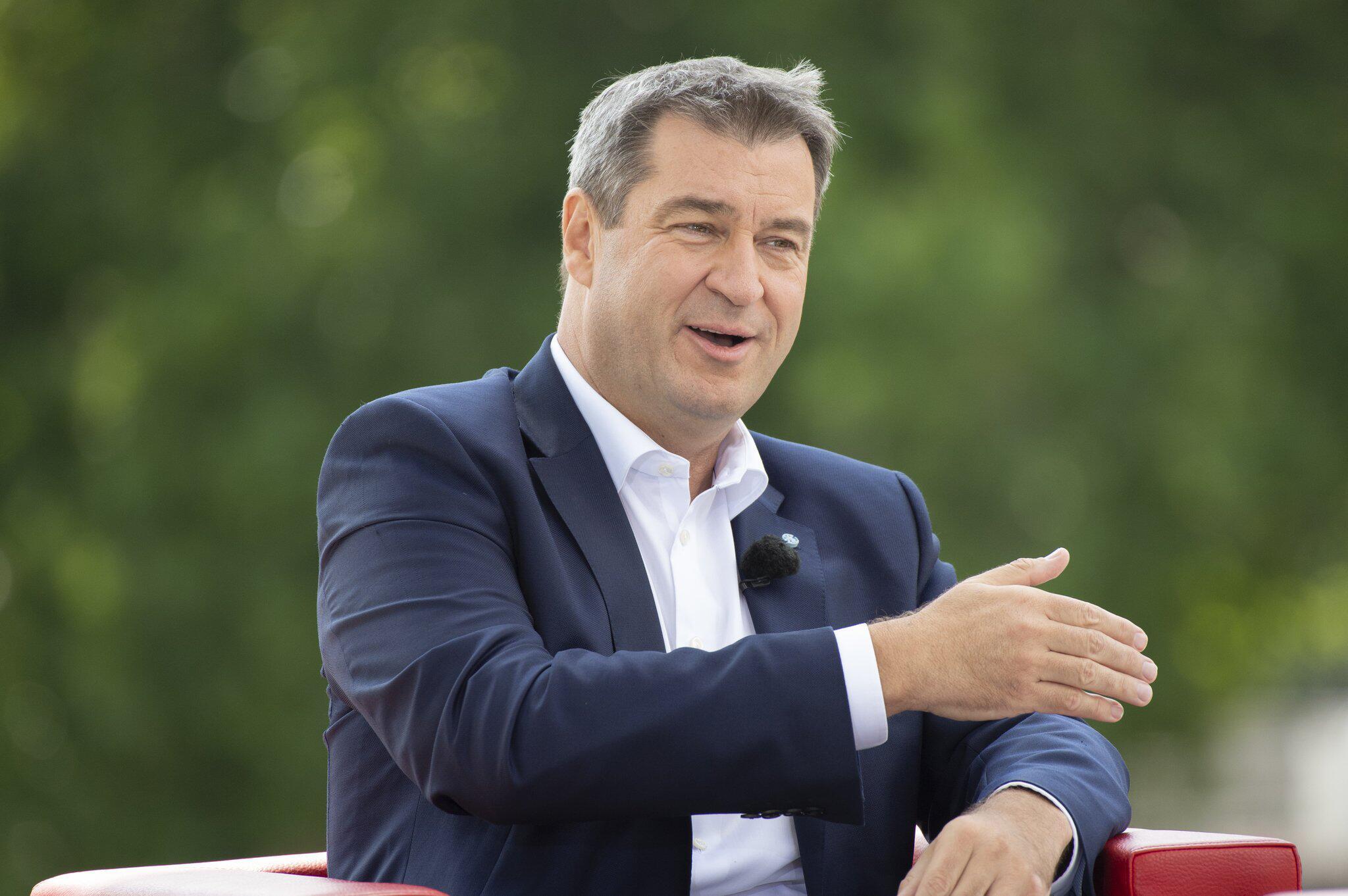 Bild zu Summer interview from ARD