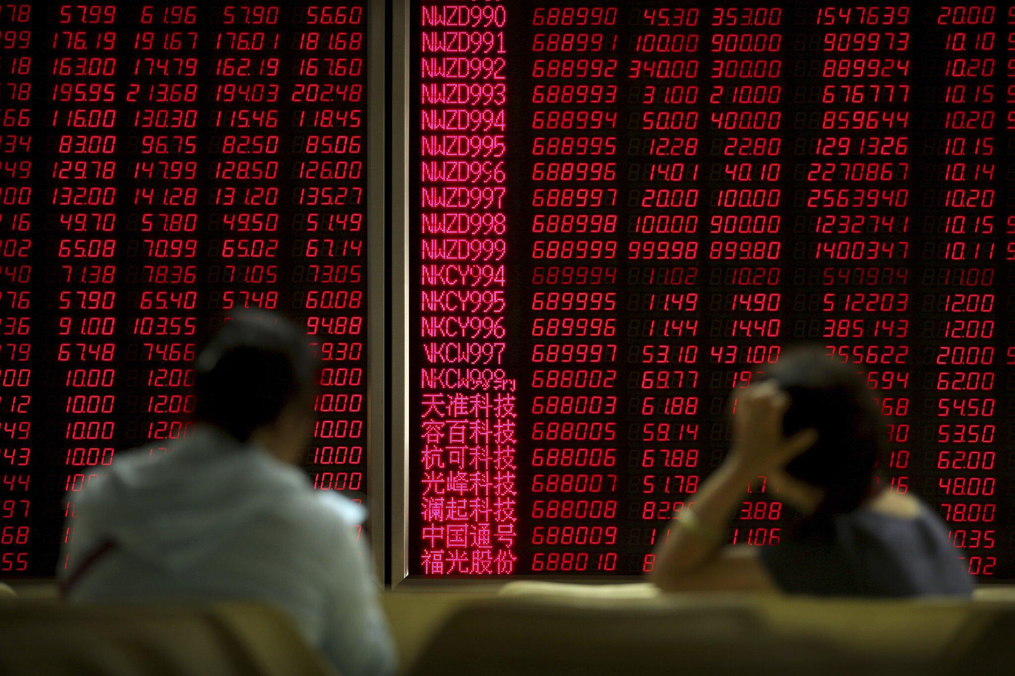Bild zu Handelskrieg zwischen den USA und China
