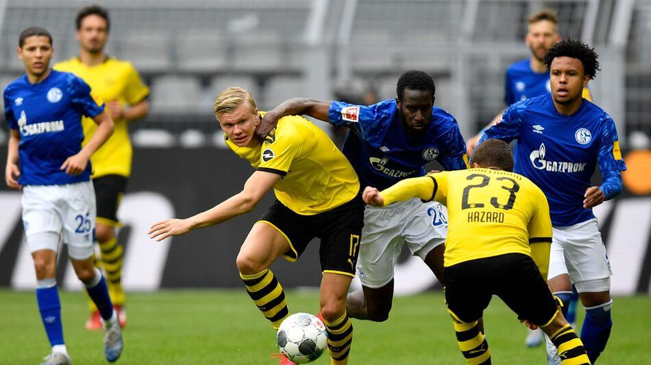 Borussia Dortmund – FC Schalke 04