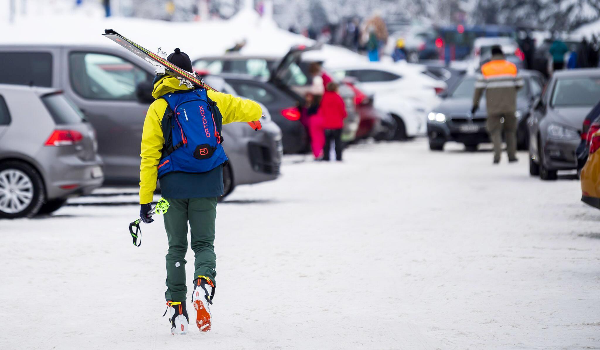 Bild zu Skisaison in der Schweiz