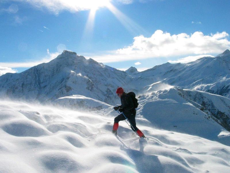 Bild zu Gefährlicher Wintersport