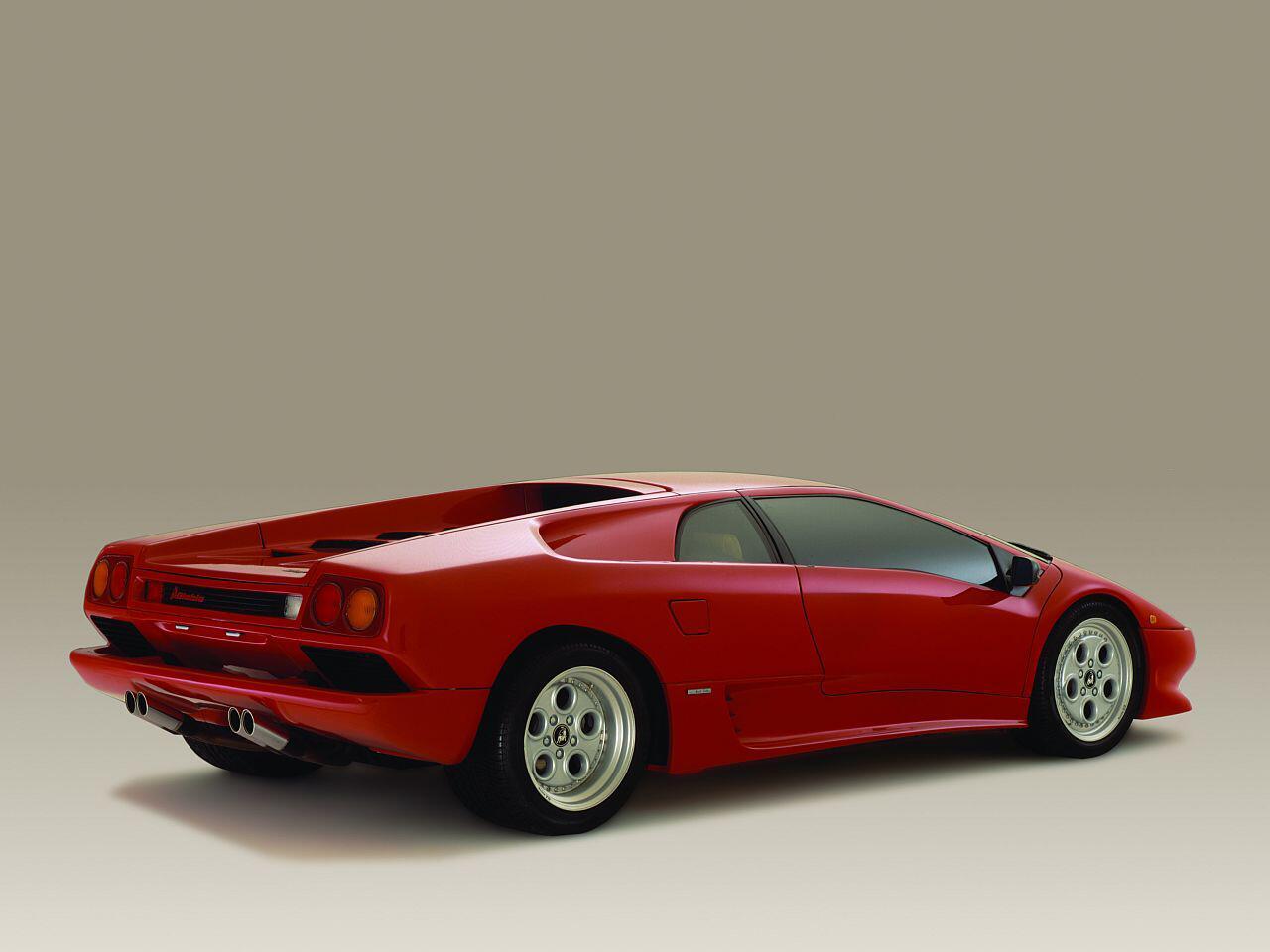 Bild zu Lamborghini Diablo