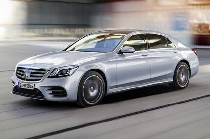 Mercedes S 450, S 500, S 560