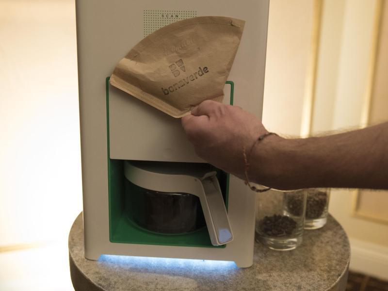 Bild zu Ist das die Revolution in Sachen Kaffeemaschine?