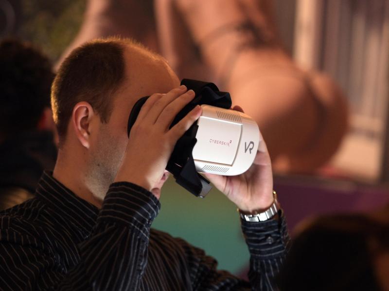 Bild zu Virtuelle Realität