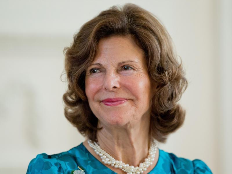Bild zu Königin Silvia von Schweden