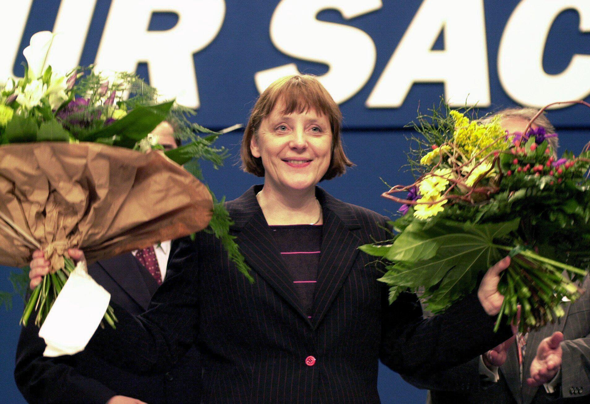 Bild zu Angela Merkel, Bundestagswahl, Kohl, Flüchtlingskrise
