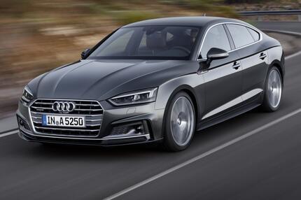 Audi A5 2.0 TFSI S-Tronic