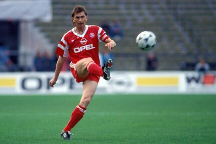 Klaus Augenthaler, FC Bayern München, Bundesliga, 1990/91