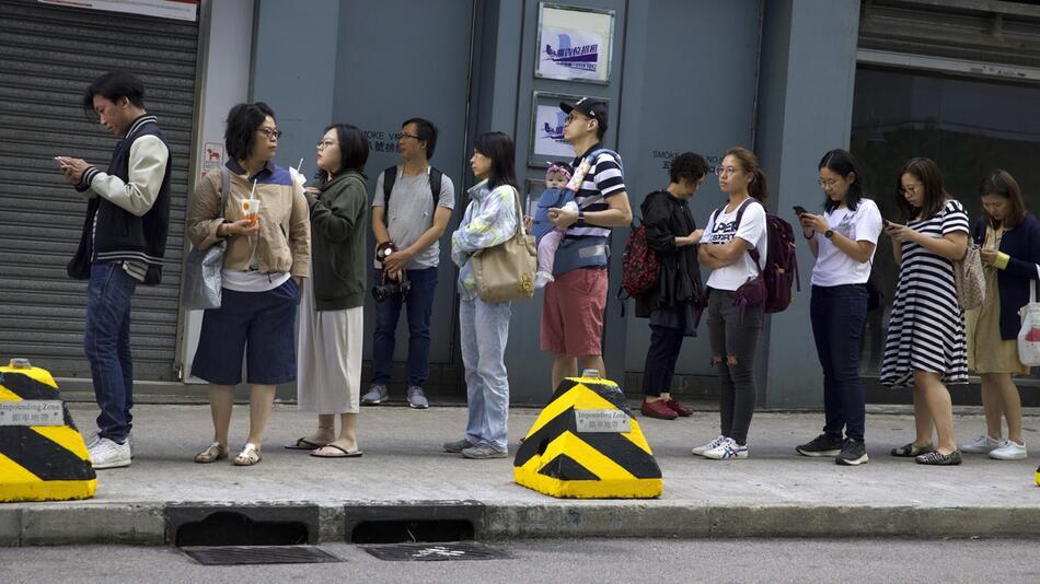 Lokalwahlen in Hongkong