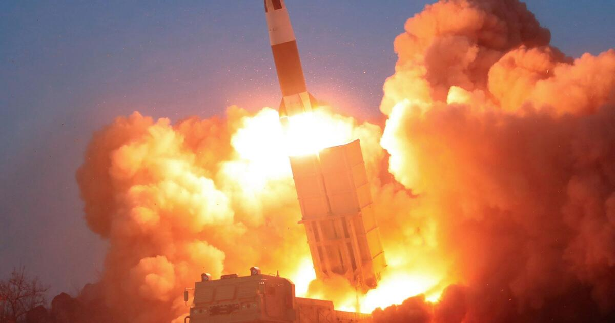 Südkorea: Nordkorea testet wieder Rakete - WEB.DE News