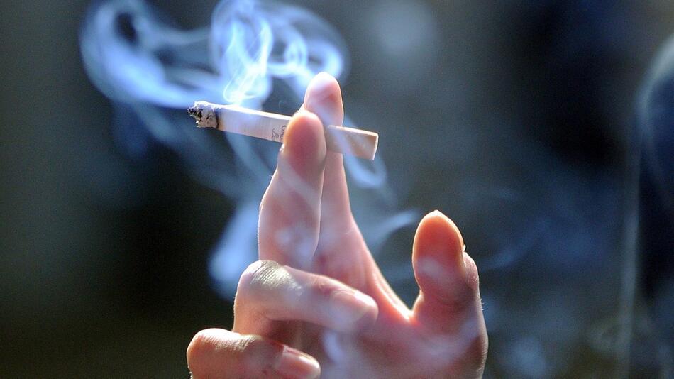 Fachleute fordern Maßnahmen für ein «tabakfreies» Deutschland