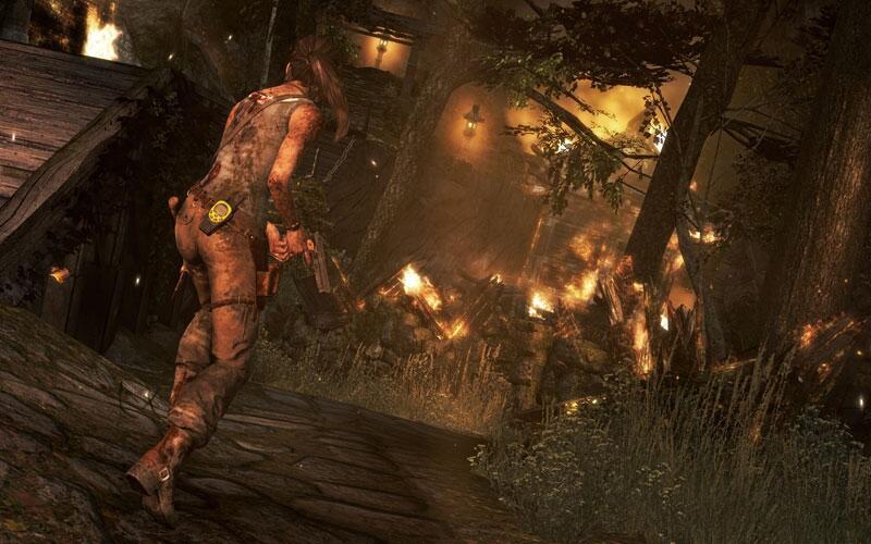 Bild zu Der Spieler fühlt mit Lara mit