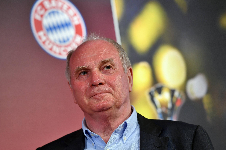 Bild zu Uli Hoeneß, FC Bayern