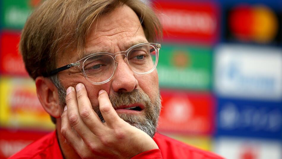 Vor dem Champions League Finale - Medientag FC Liverpool