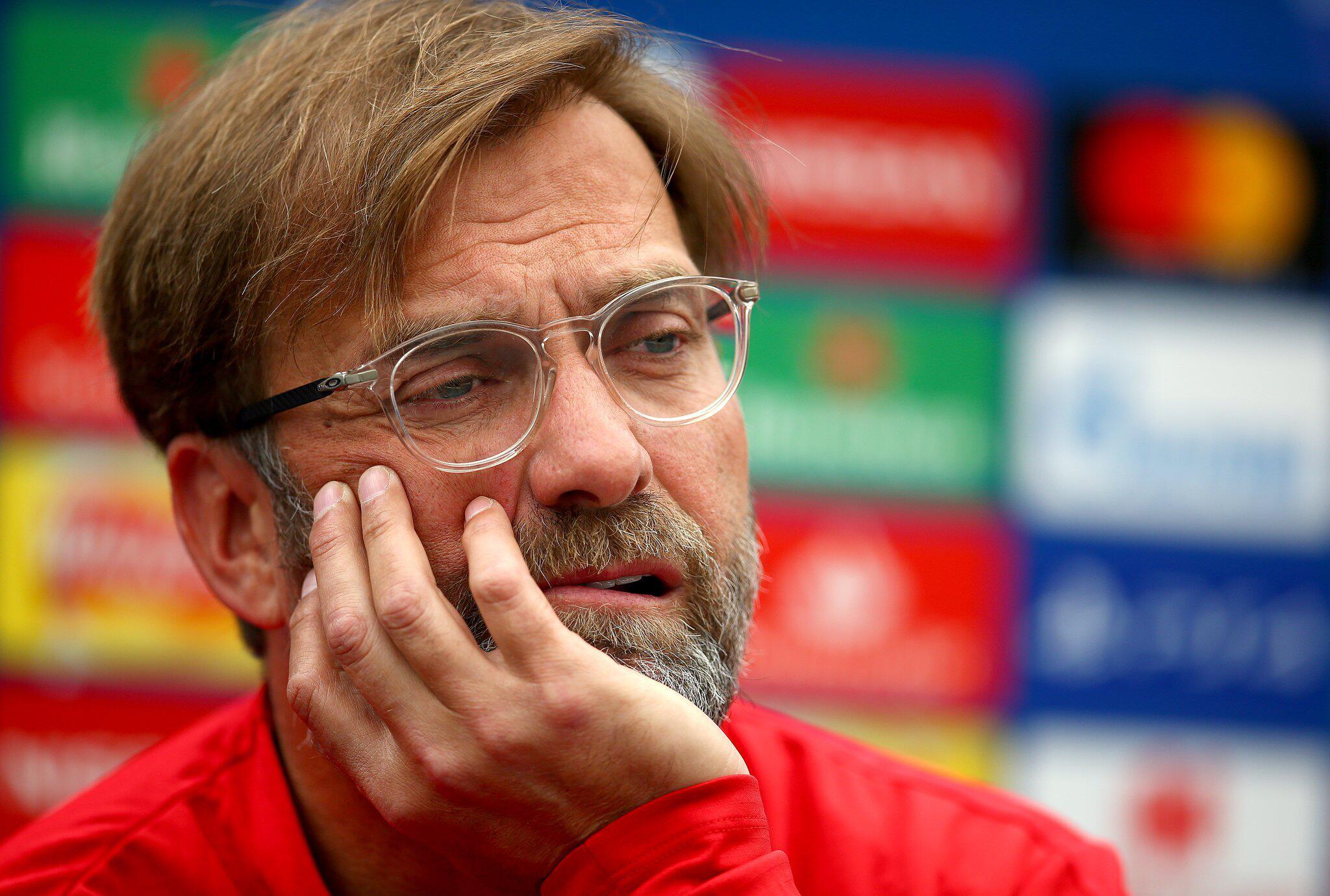 Bild zu Vor dem Champions League Finale - Medientag FC Liverpool