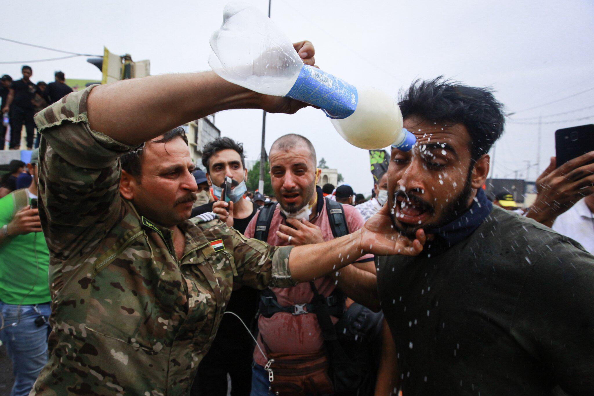 Demonstrationen: Erneut Proteste im Irak: 63 Menschen sterben