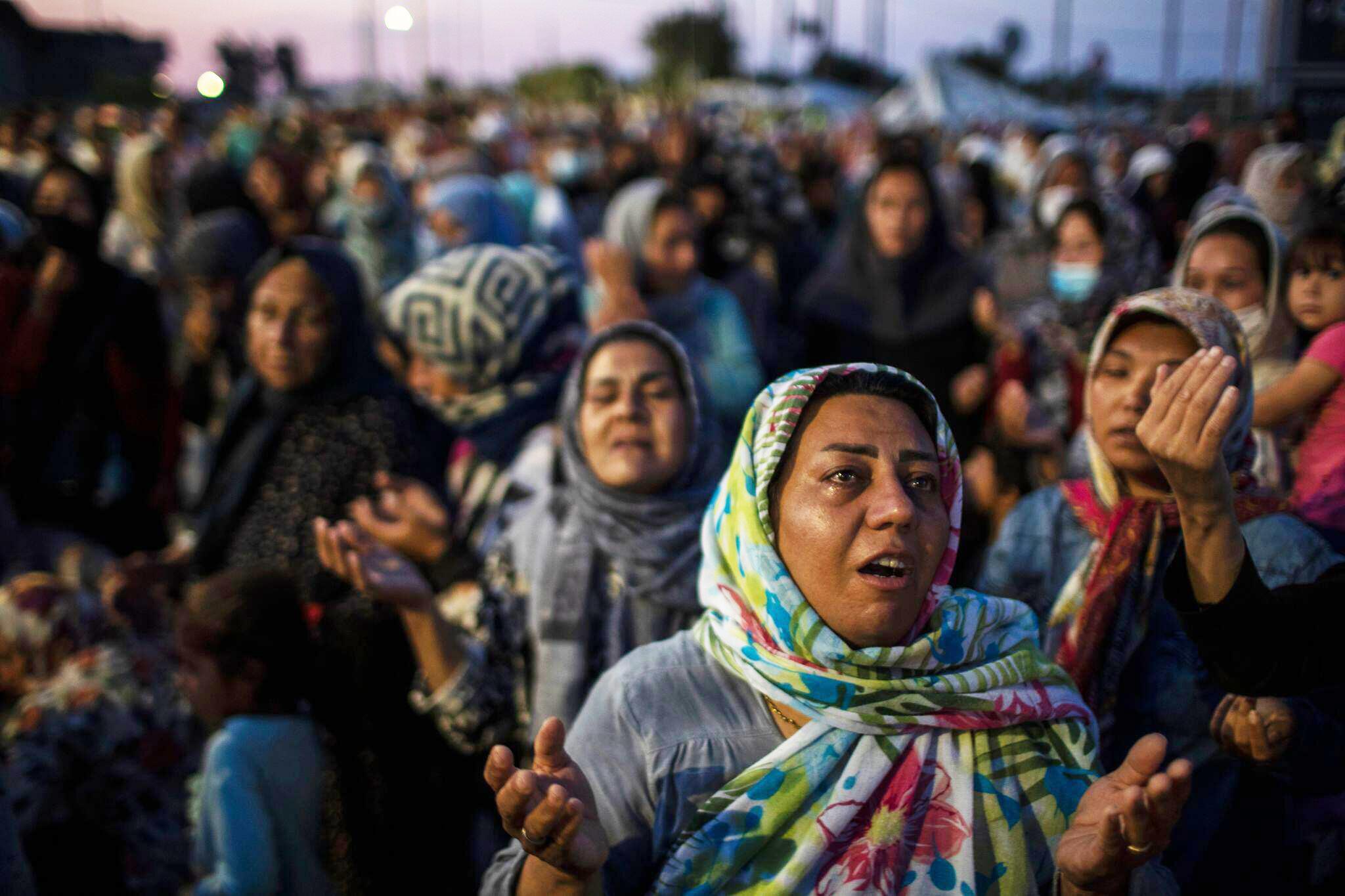 Deutschland nimmt 2750 Flüchtlinge von den griechischen Inseln auf