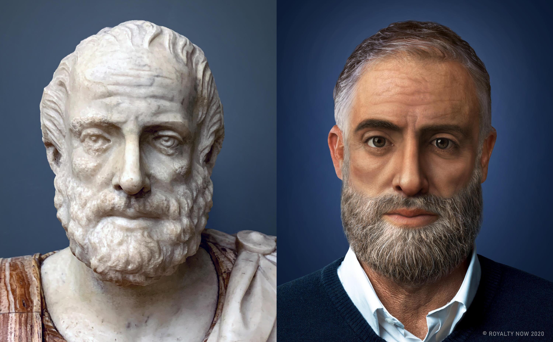 Bild zu Aristoteles