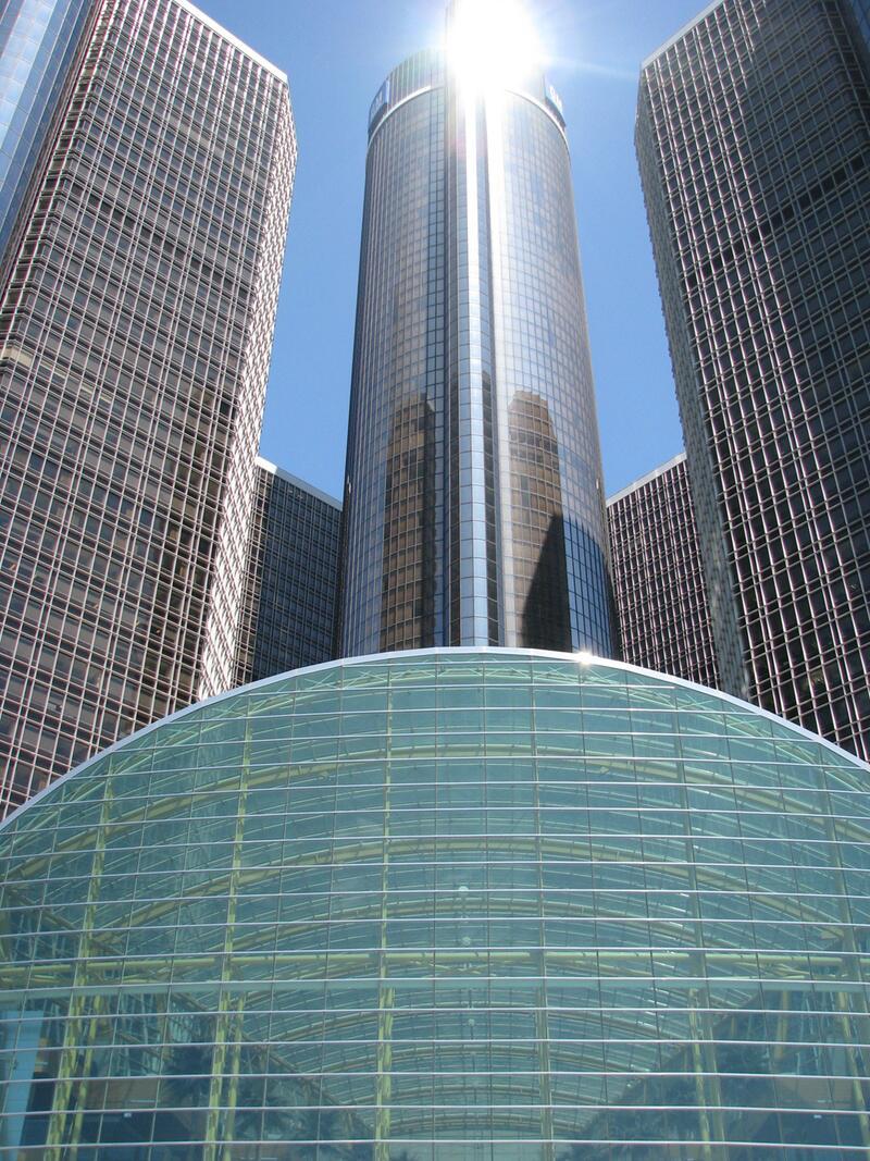 Bild zu General Motors Renaissance Center
