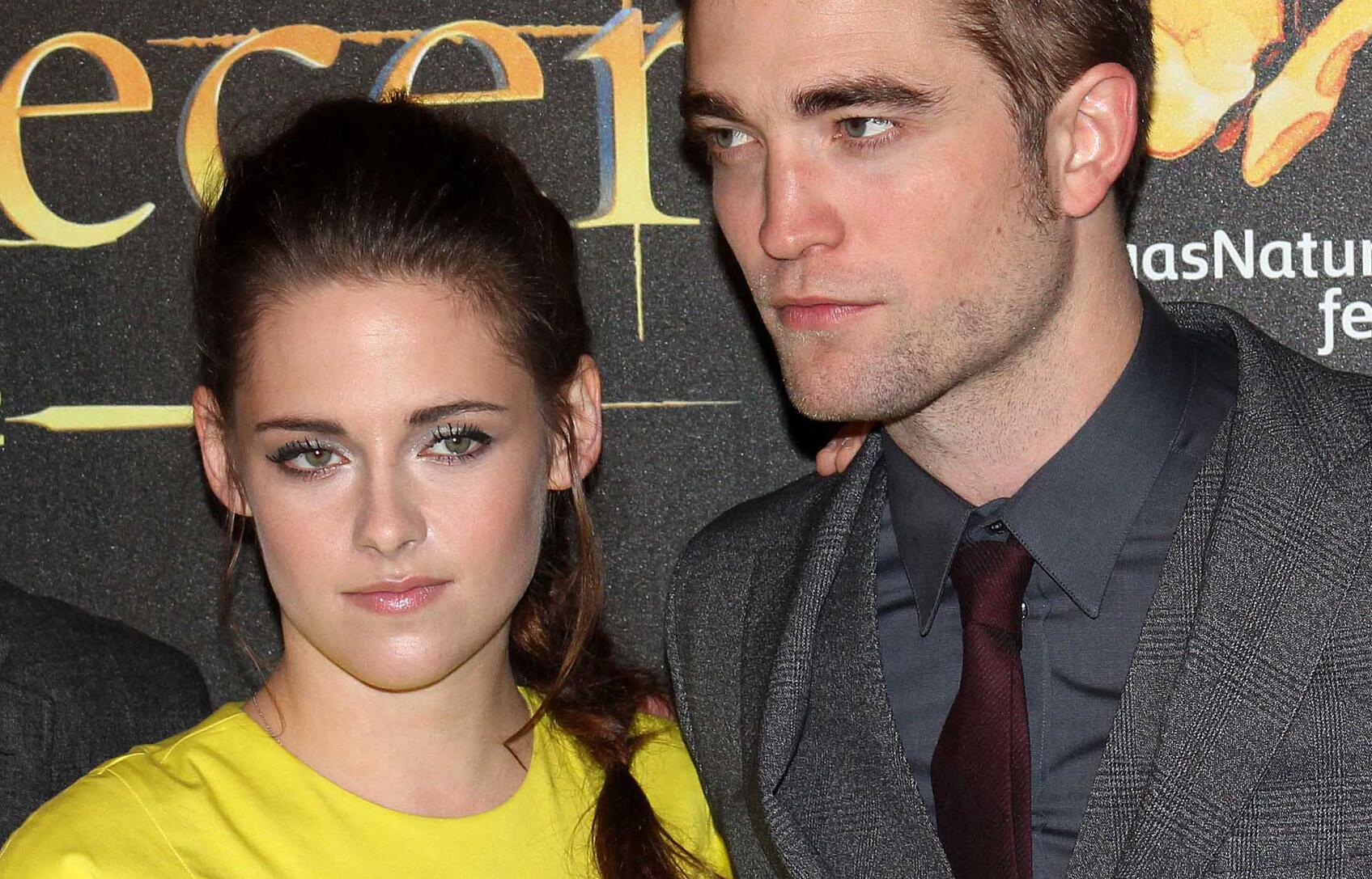 Bild zu Kristen Stewart, Robert Pattinson, Madrid, 2012