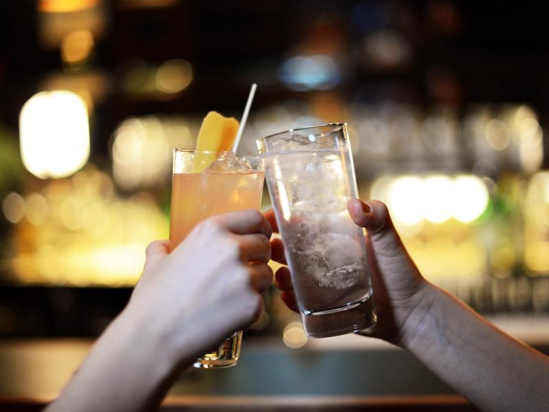 Bild zu Mix-Getränke mit Gin