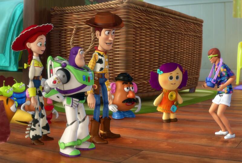 """Bild zu """"Toy Story Toon"""", """"Willkommen auf Hawaii"""""""