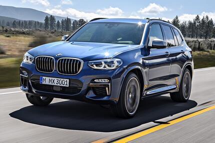 BMW X3 xDrive 20i und X1 sDrive 18i