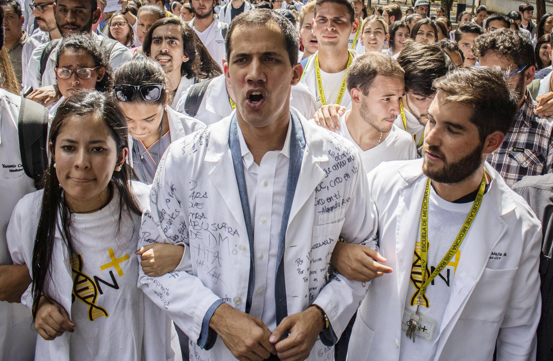 Bild zu Political crisis in Venezuela
