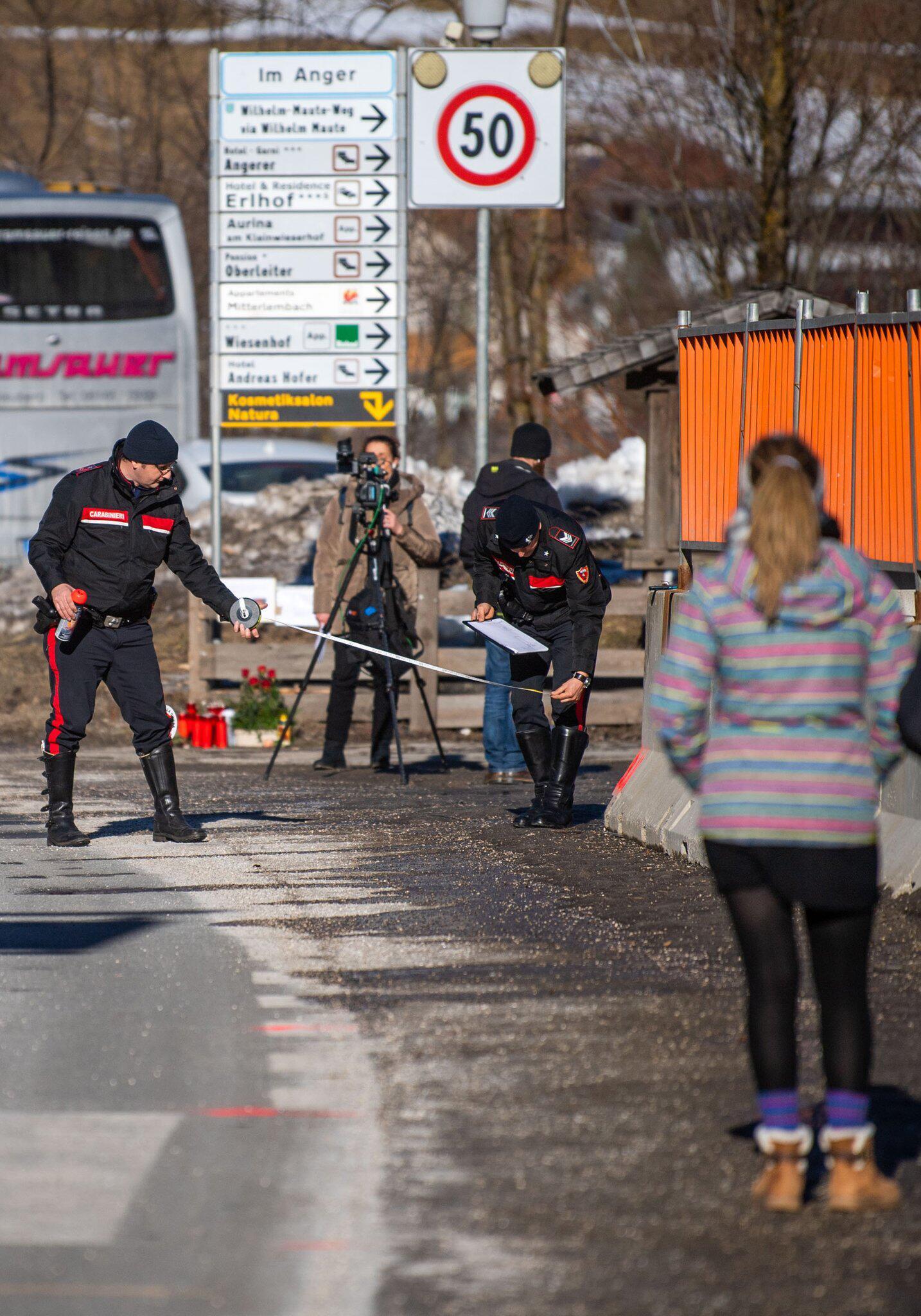 Bild zu Unfall mit Sechs Toten in Südtirol