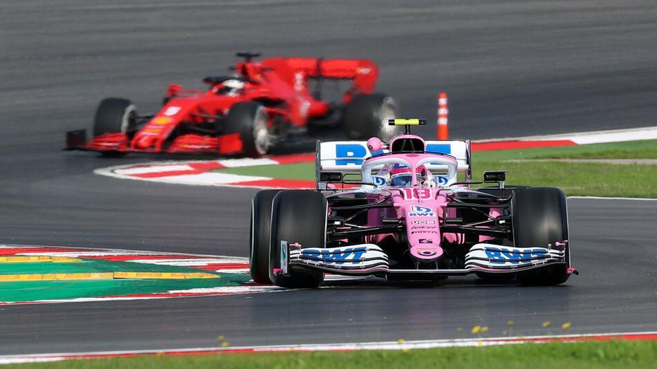 Formel 1 - Grand Prix der Türkei