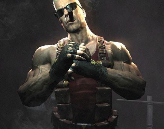 "Bild zu Screenshot aus ""Duke Nukem Forever"""