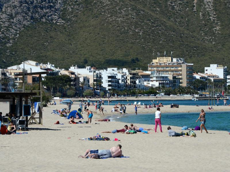 Bild zu Nebensaison auf Mallorca