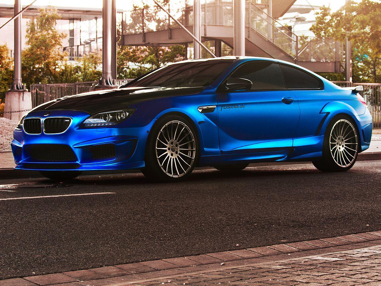 Bild zu BMW M6 von Hamann und fostla.de