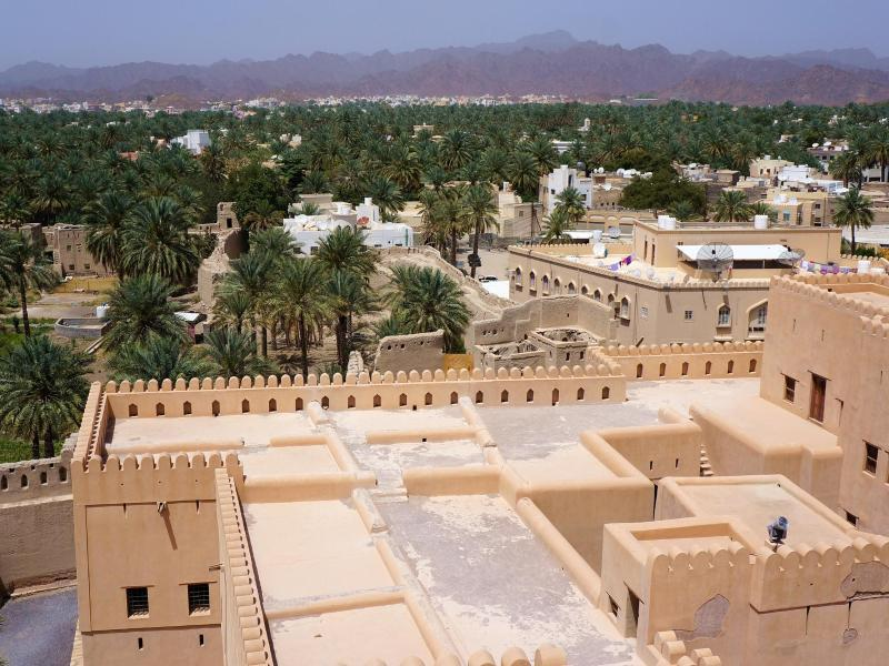 Bild zu Oasenstadt Nizwa im Oman