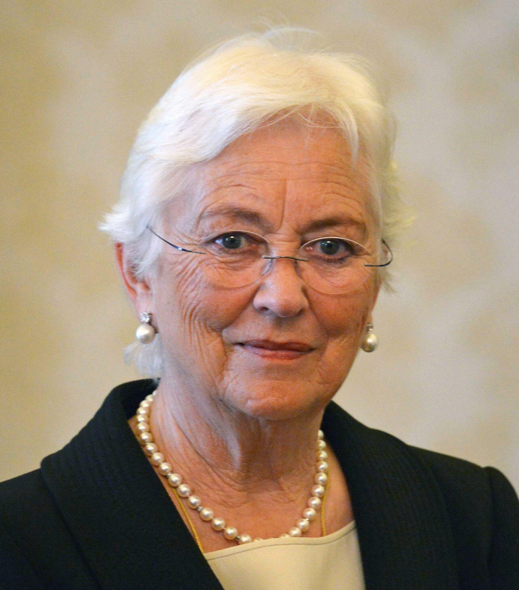 Bild zu Königin Paola von Belgien