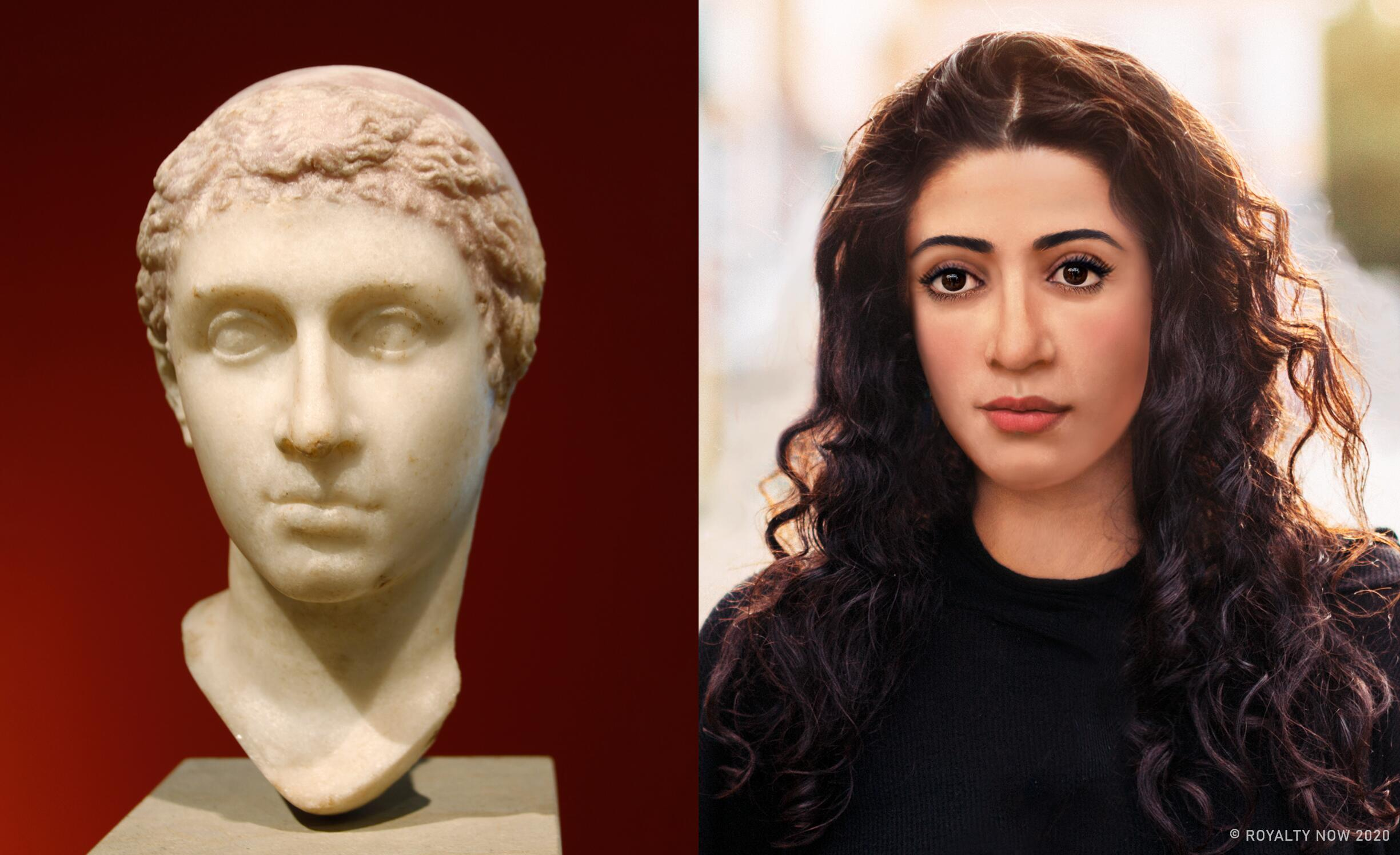 Bild zu Kleopatra