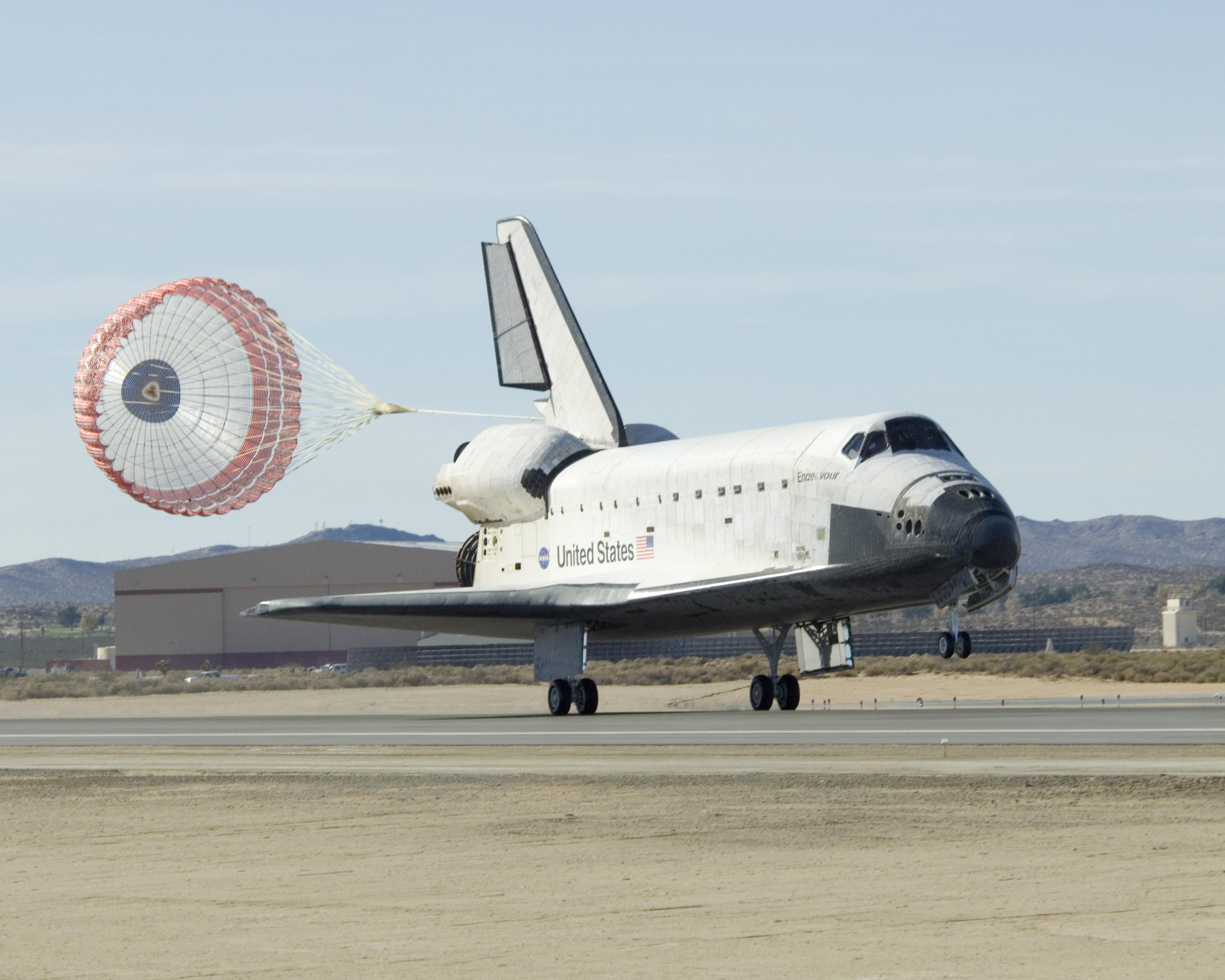 space shuttle landing south africa - photo #4