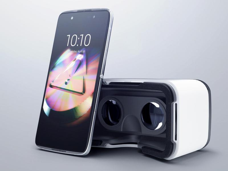 Bild zu Alcatel mit neuen Smartphones und Virtual-Reality-Brille