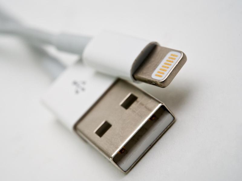 Bild zu Apple-Ladekabel