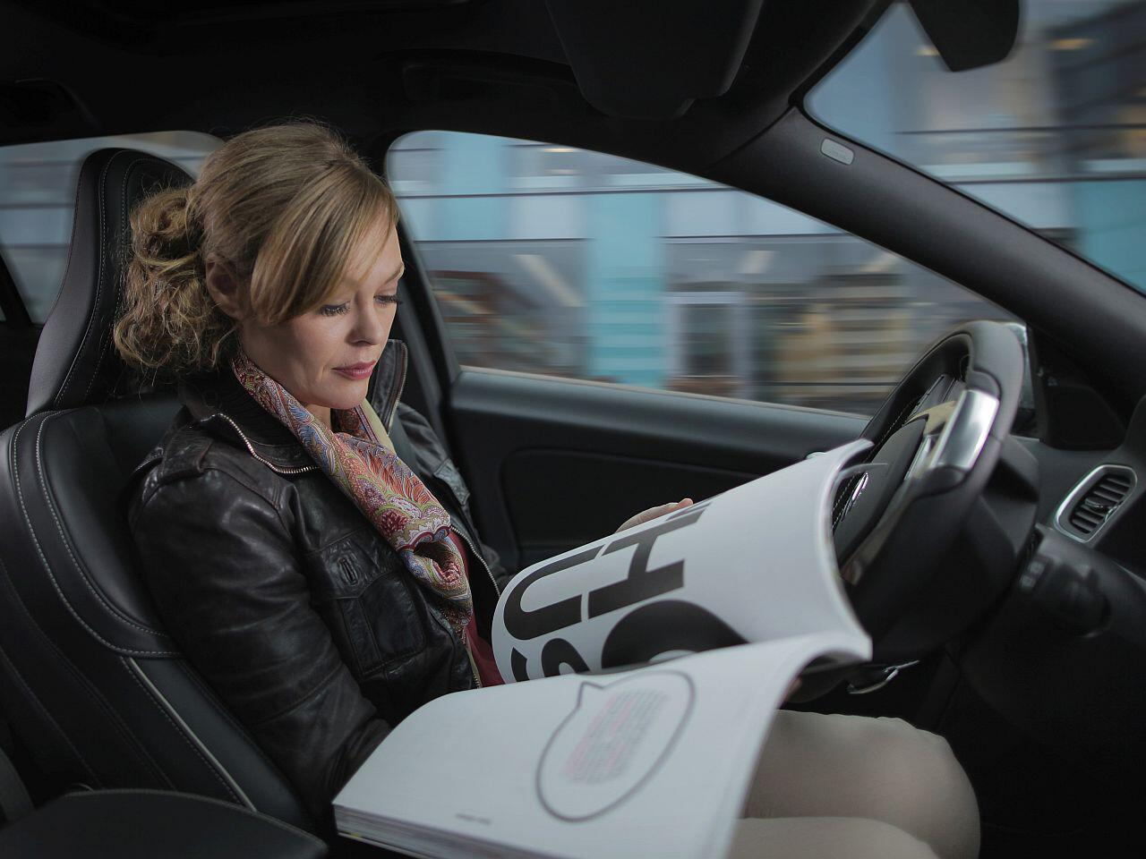 Bild zu Volvo Pilot Driving Project