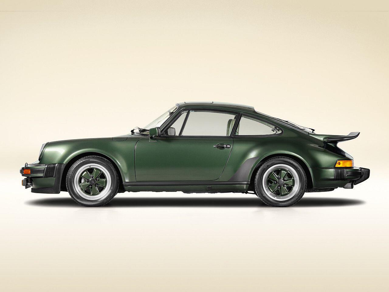 Bild zu Porsche 911 Turbo