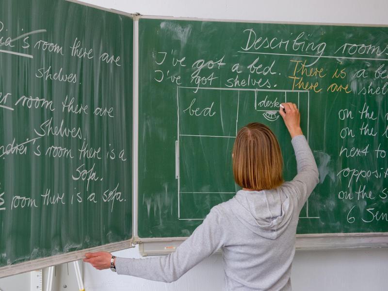 Bild zu Englischunterricht