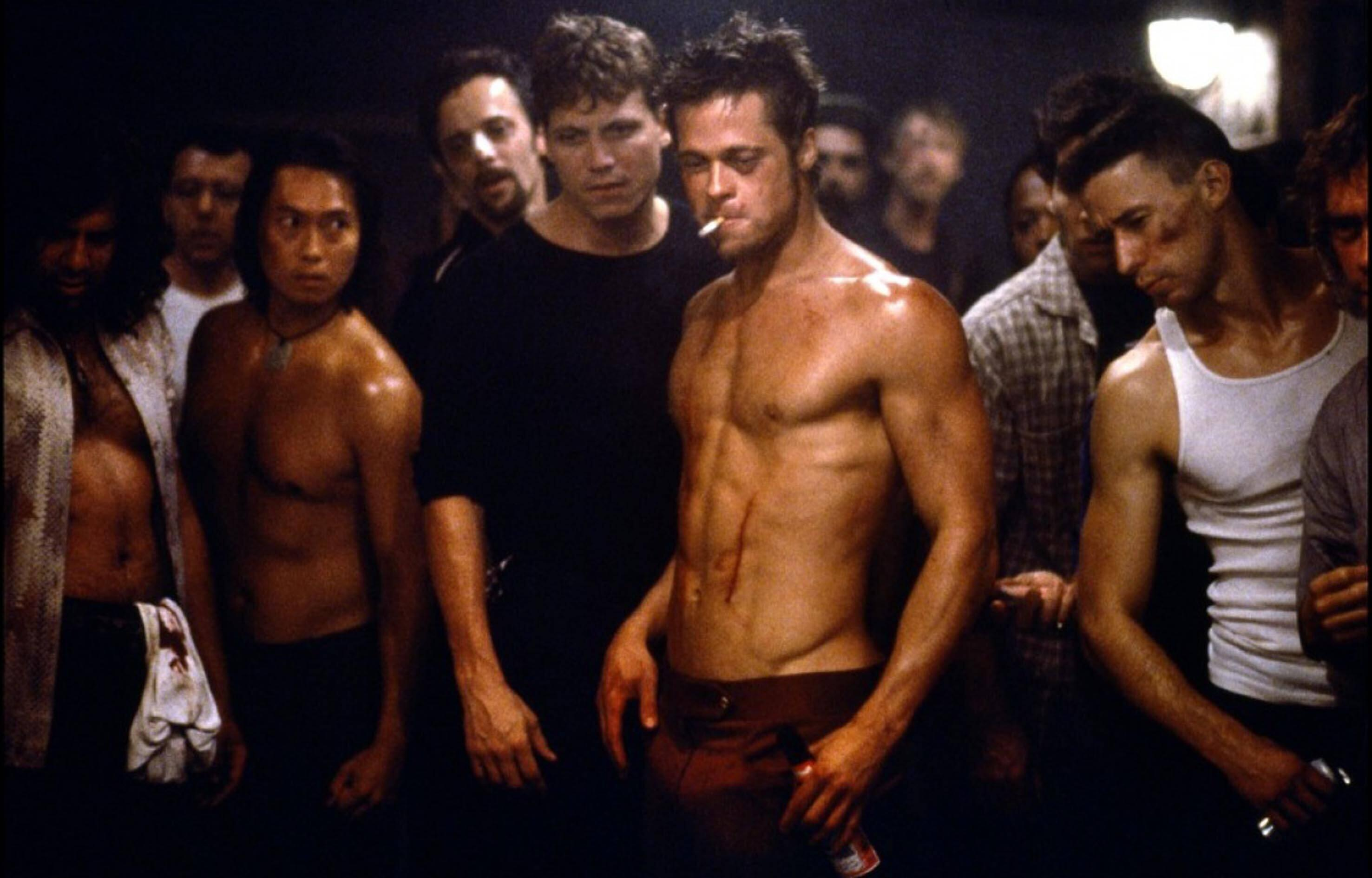 Bild zu Brad Pitt (Fight Club)