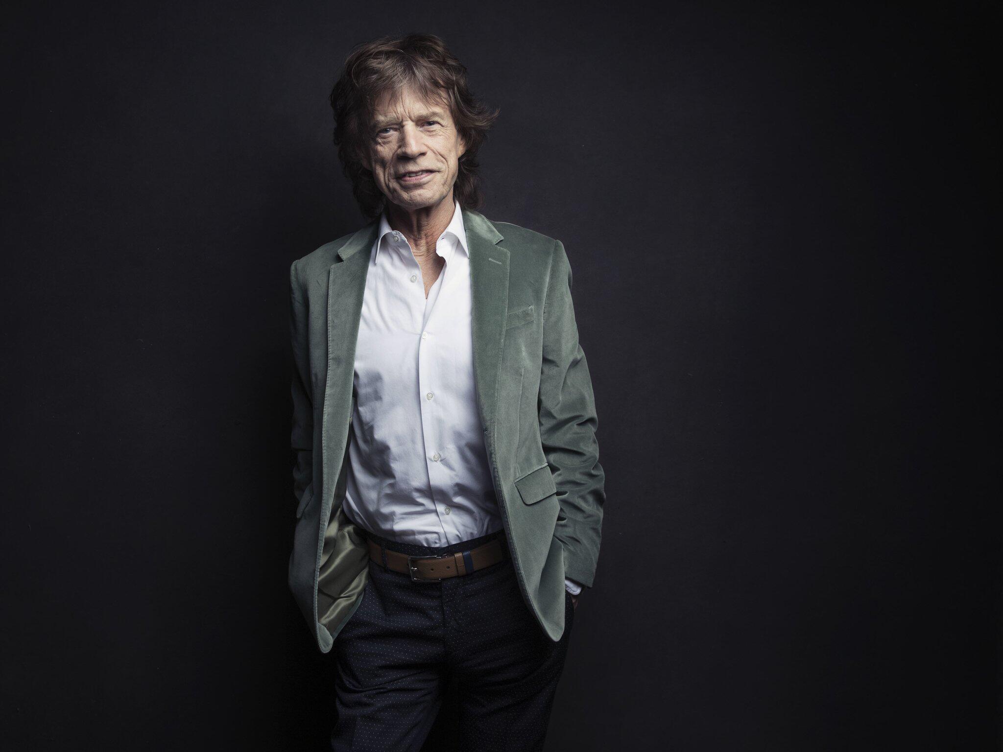 Bild zu Mick Jagger